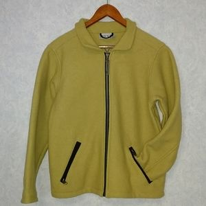 Ibex boiled wool jacket SMALL
